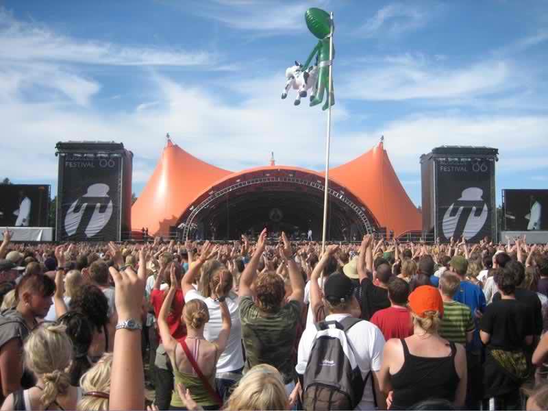 Roskilde Festival – Den perfekte stemning med en Soundboks