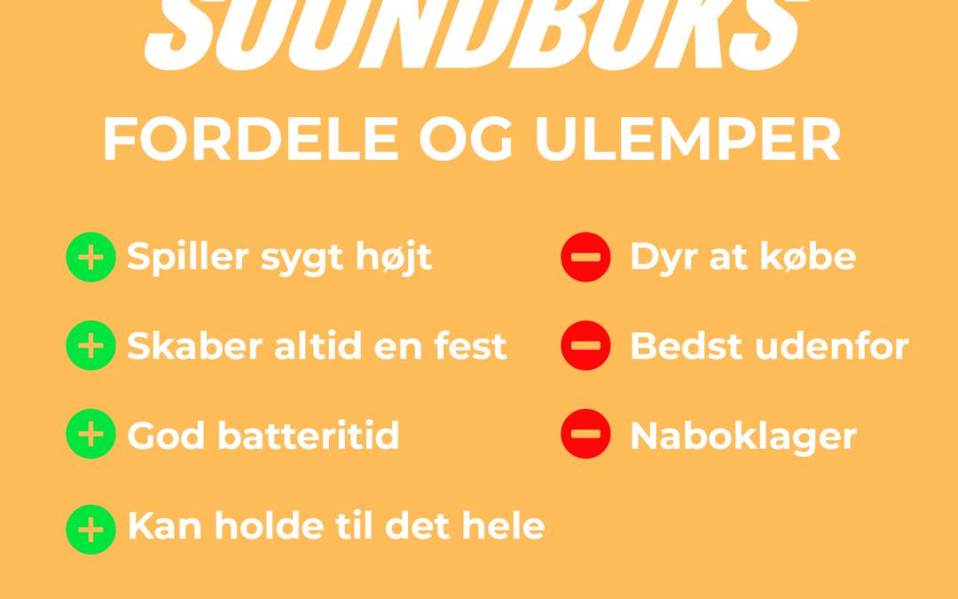 Anmeldelse af SOUNDBOKS 2